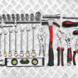 Many Tools — Stock Photo #41891189