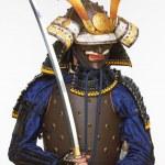 ������, ������: Samurai in armor
