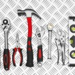 Many Tools — Stock Photo #42746935