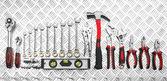 Många verktyg — Stockfoto