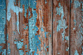 Superfície pintada de madeira velha — Foto Stock