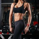 Fitness body — Stock Photo #40728433