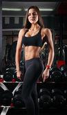 Fitness body — Stock Photo