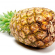 Pineapple on a white background — Stock Photo