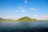 Mountain lake. — Stock Photo