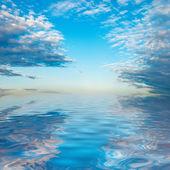 Landscape of the sea — Stock Photo