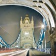 Tower Bridge at London, England — Stock Photo #10220437