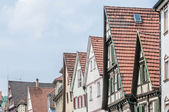 Blarer Square in Esslingen am Neckar, Germanny — Stock Photo