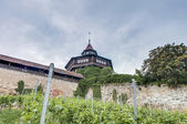 Esslingen am Neckar Castle's Big Tower, Germany — Stock Photo