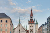 Old Town Hall in Munich, Germany — Stock Photo