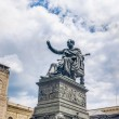 Постер, плакат: King Maximilian Joseph statue in Munich Germany