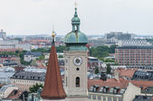 Heilig-Geist-Kirche church in Munich, Germany — Stock Photo