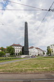 Karolineneplatz, located in Munich, Germany — Stock Photo