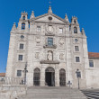 Stock Photo: SantTeresConvent at Avila, Spain