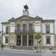Cangas de Onis City-hall in Spain — Stock Photo