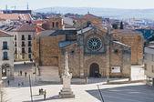 San Vicente Basilica at Avila, Spain — Stock Photo