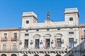 City-hall building at Avila, Spain — Stock Photo