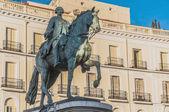 Sol square at Madrid, Spain — ストック写真