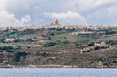Saint Peter and Sant Paul in Nadur, Malta — Stock Photo