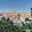 Dockyard Creek in Vittoriosa, Malta — Stock Photo