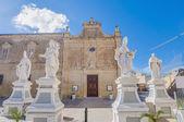Saint Augustine in Rabat (Victoria), Gozo, Malta. — Stock Photo