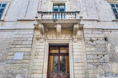 Inquisitor's Palace in Vittoriosa (Birgu), Malta — Foto Stock