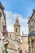 Carmelite Church in Mdina, Malta — Stock Photo