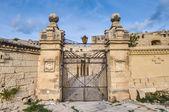 Fort Saint Elmo in Valletta, Malta — Stock Photo