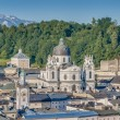 University Church (Kollegienkirche) at Salzburg, Austria — Stock Photo #18745159