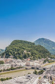 Kapuzinerberg hill at Salzburg, Austria — Stock Photo