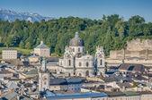 University Church (Kollegienkirche) at Salzburg, Austria — Stock Photo