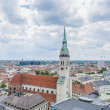 Saint Peter church in Munich, Germany — Stock Photo