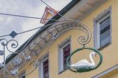 Denkendorfer pfleghof w esslingen am neckar, niemcy — Zdjęcie stockowe