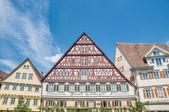Kielmeyer house a esslingen am neckar, germania — Foto Stock