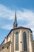 Saint Paul Minster in Esslingen am Neckar, Germany — Photo