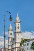 Chiesa di san ludovico a monaco di baviera, germania — Foto Stock
