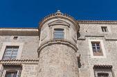 Defensive walls tower at Avila, Spain — Stock Photo