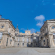 Royal Palace at San Ildefonso, Spain - Stock Photo