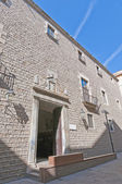 Institut estudis catalans a barcellona, spagna — Foto Stock