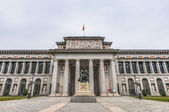 Prado Museum at Madrid, Spain — Stock Photo