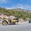 54th Rally Barcelona-Sitges second phase race. - Stockfoto