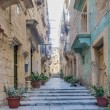 Cassar Street in Vittoriosa, Malta — Stock Photo #18813745