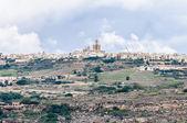 San pedro y sant paul en nadur, malta — Foto de Stock
