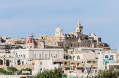 Cathedral in Rabat (Victoria), Gozo Island, Malta. — Stock Photo