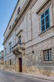 Inquisitor's Palace in Vittoriosa (Birgu), Malta — Stockfoto