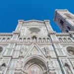 The Basilica di Santa Maria del Fiore in Florence, Italy — Stock Photo #18823747