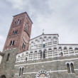 San Pietro Somaldi in Lucca, Tuscany, Italy — Stock Photo