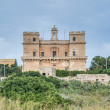 Selmun Castle located in Malta — Stock Photo #18826231