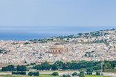 Church Rotunda of Mosta, Malta — Stock Photo