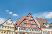 Rynek w esslingen am neckar, niemcy — Zdjęcie stockowe